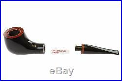 Vauen Fuego F149 Tobacco Pipe Black Smooth