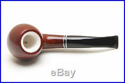 Vauen Meerschaum Lined 7042N Bent Tobacco Pipe