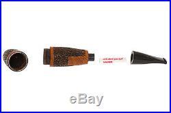 Vauen Zeppelin Tobacco Pipe Sandblast