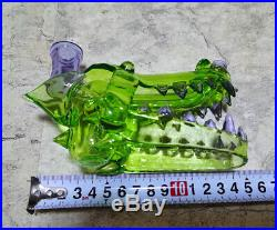 Vintage Limited Edition Heady Glass Water Pipe Bong Smoking Tobacco Smoking Pipe