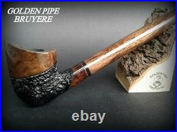 WOODEN TOBACCO SMOKING PIPE BRIAR Lotr Gandalf Hobbit 91 CHURCHWARDEN Rustic
