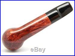 Watson&G. G. BRIAR Tobacco Smoking Pipe Aviator Hand Made Smooth metal cooling