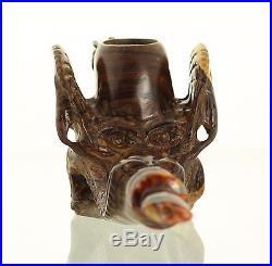 Wood Tobacco Pipe, Smoking Pipe, Handmade Pipe, Smoking Pipe Tobacco