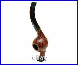 Wooden Tobacco Smoking Pipes Cigarettes Carved (Cavelier Stand on Hoof) Express